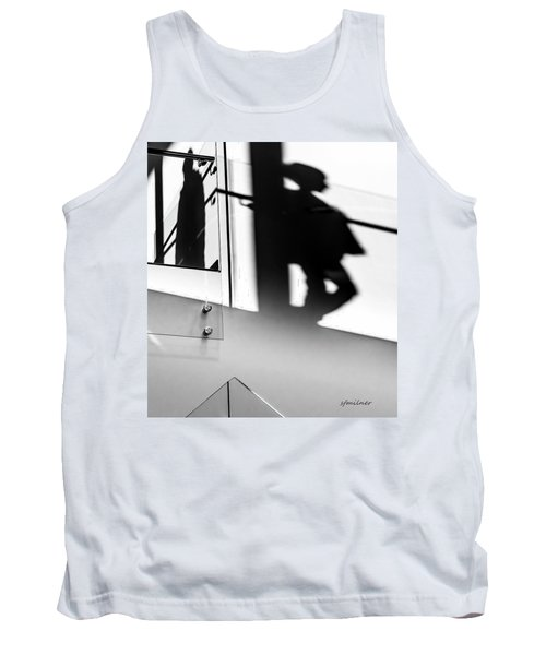 Still Shadows Tank Top