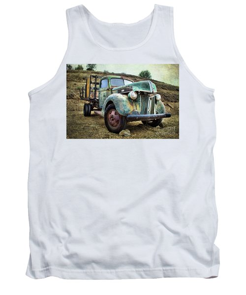Still Truckin' Tank Top