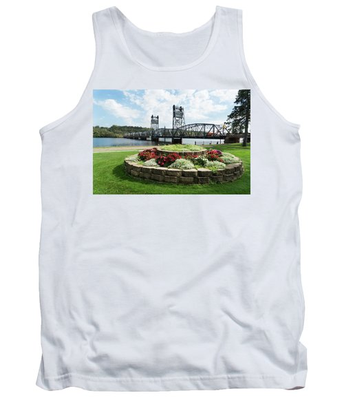 Stillwater And The Mississippi Tank Top