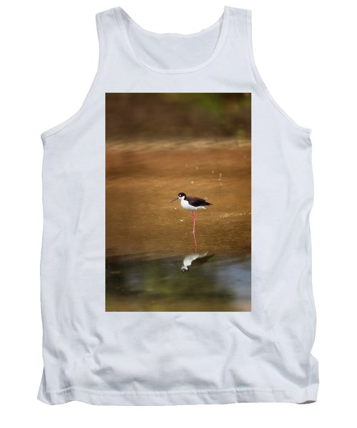 Stilt And Reflection Tank Top