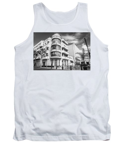Stone And Steel. Tank Top