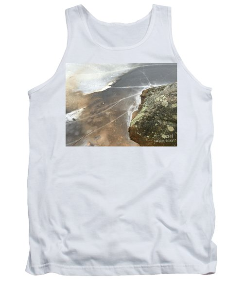 Stone Cold Tank Top by Jason Nicholas