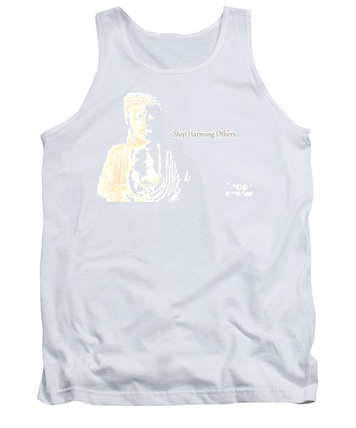 Stop Harming Others Tank Top
