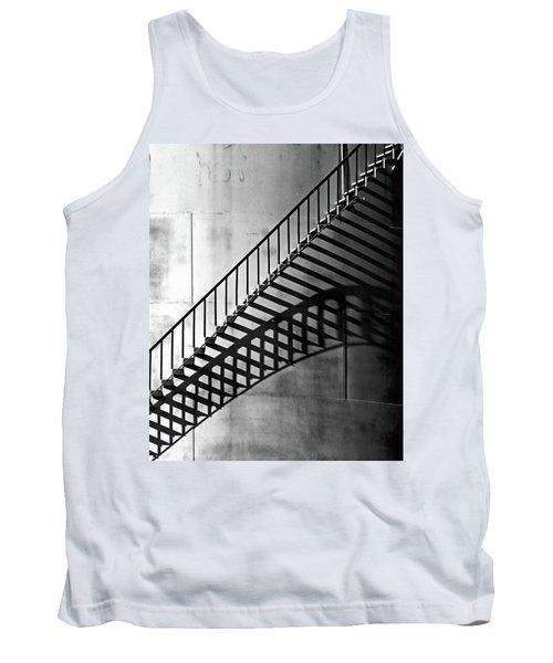 Storage Stairway Tank Top by Christopher McKenzie