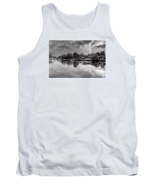 Storm In Paradise Tank Top