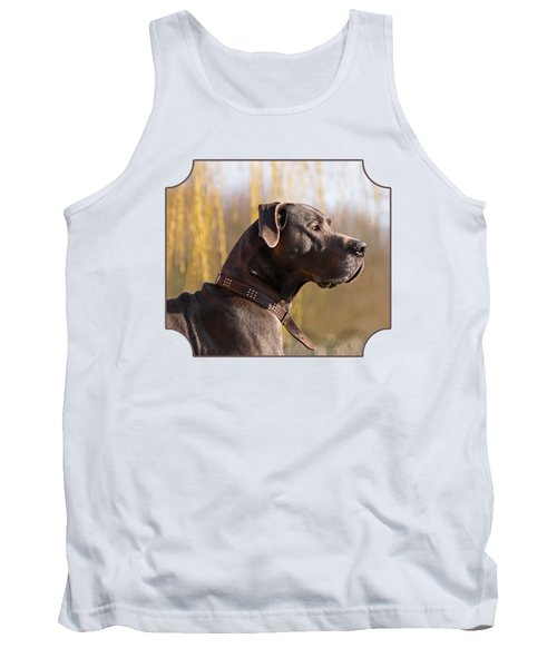 Storm The Great Dane Tank Top