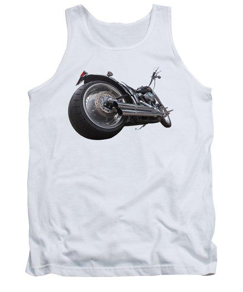 Storming Harley Tank Top by Gill Billington