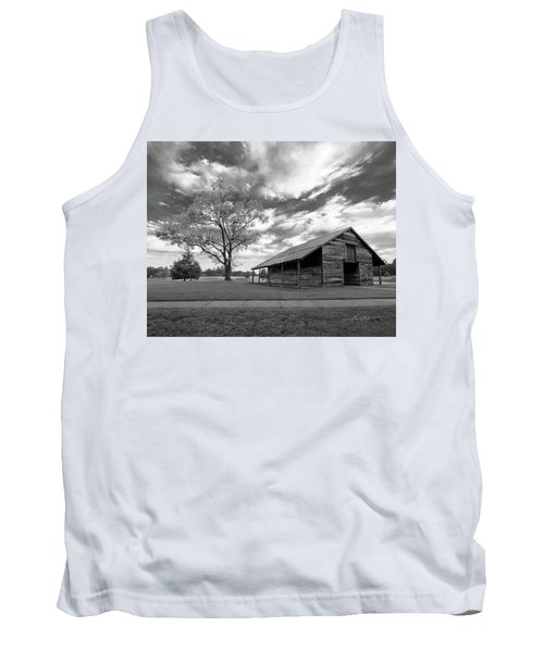 Tank Top featuring the photograph Stormy Weather by George Randy Bass