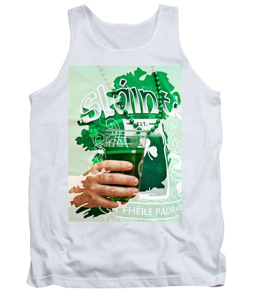 St. Patrick's Day Tank Top