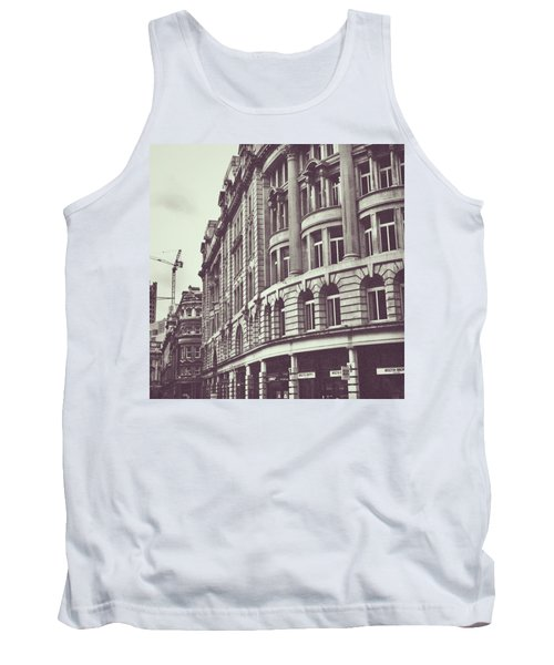 Streets Of London Tank Top