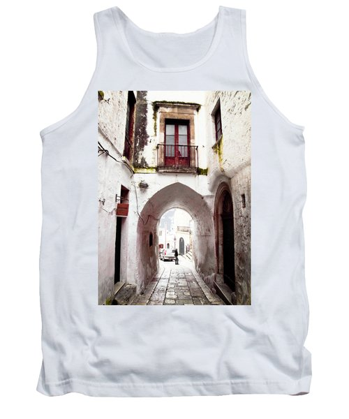 Streets Of Ostuni Tank Top