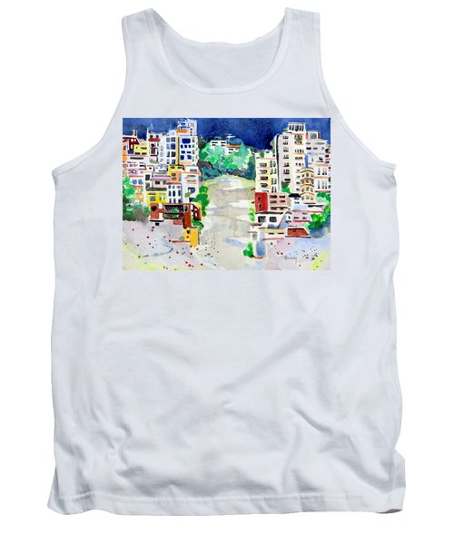 Streets Of San Francsico Tank Top