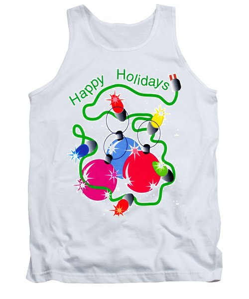 String Of Lights Tank Top