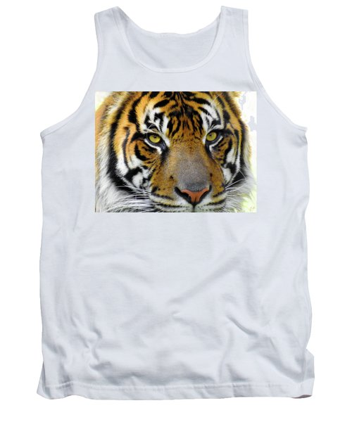 Stripes, No. 26 Tank Top