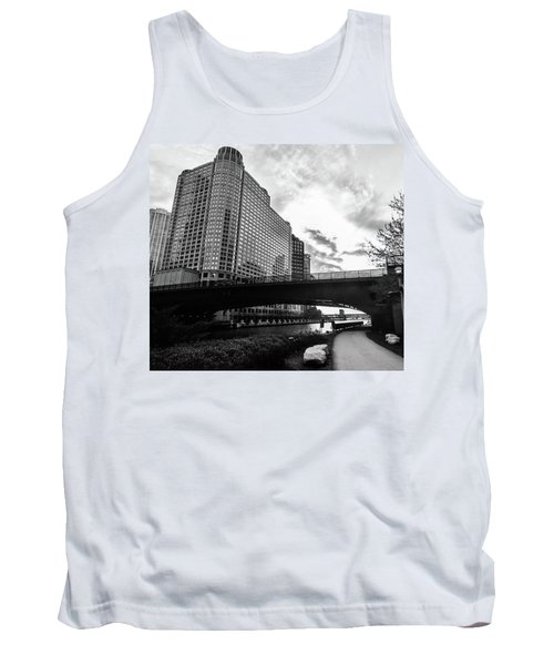 Strolling In The Chi Tank Top