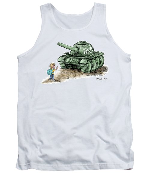Students Vs The Nra Tank Top
