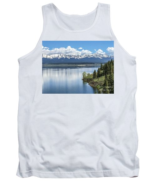Tank Top featuring the photograph Stunning Colorado by William Wyckoff