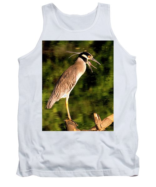 Tank Top featuring the photograph Success by Jean Noren