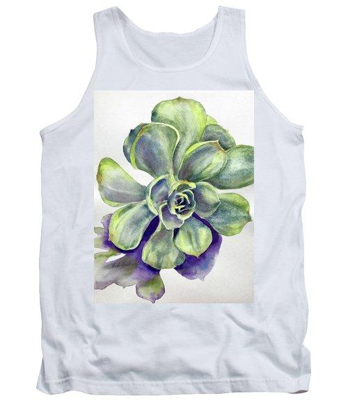 Succulent Plant Tank Top