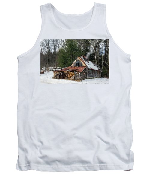 Sugar King's Smokehouse Tank Top by Betty Denise