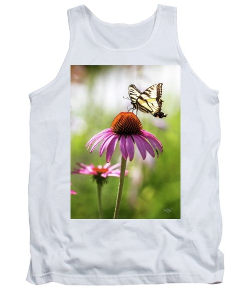 Tank Top featuring the photograph Summer Colors by Everet Regal