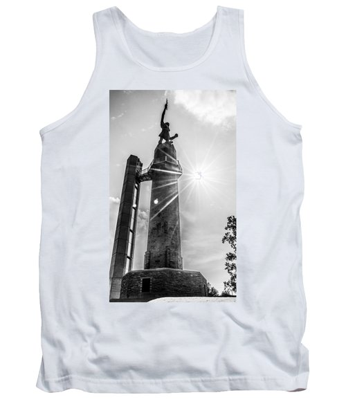 Summer Days At The Vulcan Tank Top