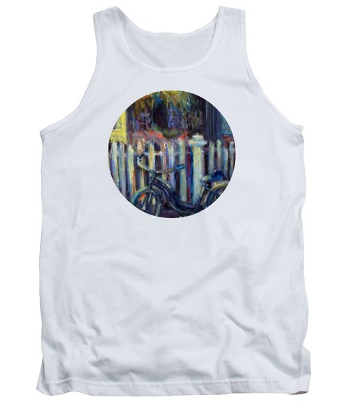 Summer Days Tank Top by Mary Wolf