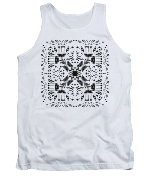 Summer Eating In The Country Tank Top