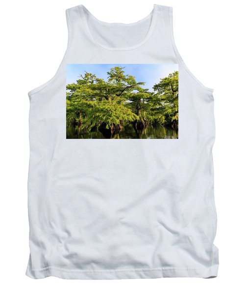 Summer Greens Tank Top