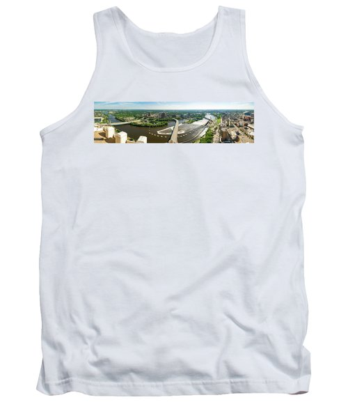 Summer In The Mill City Tank Top