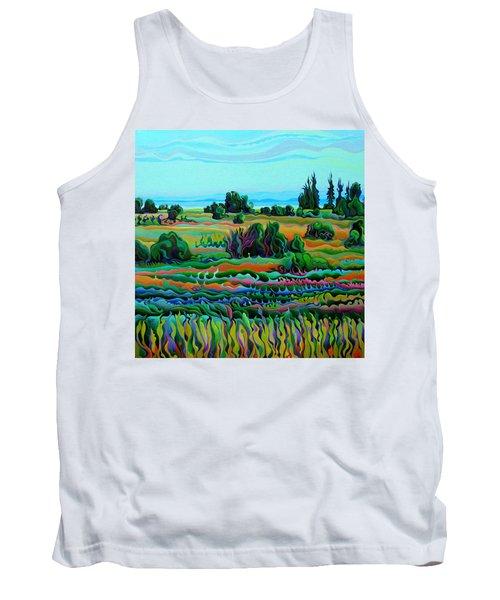 Summer Meadow Dance Tank Top