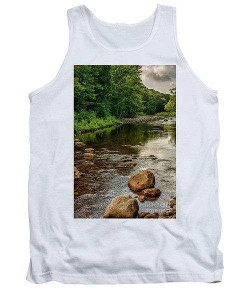 Summer Morning Williams River Tank Top