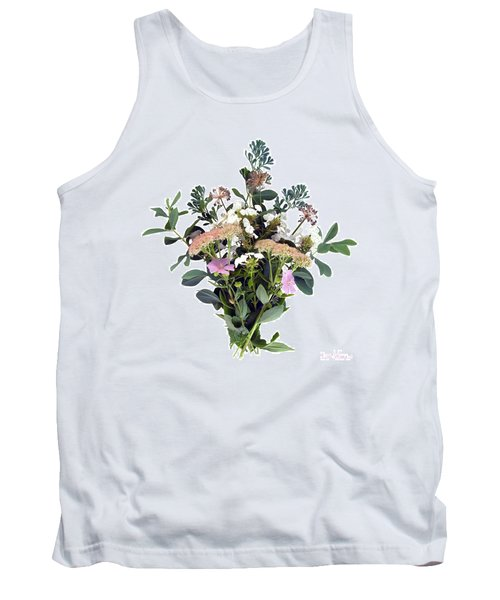Summer Perrenials Tank Top