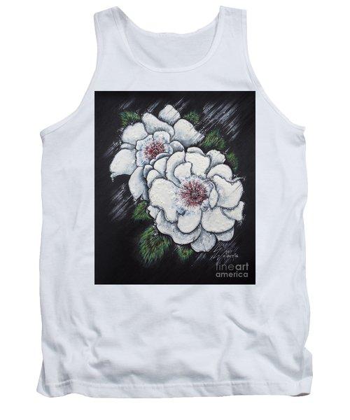 Summer Roses Tank Top