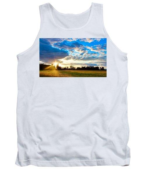 Summer Skies Tank Top