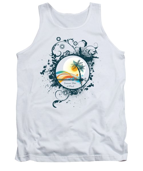 Summer State Of Mind Tank Top