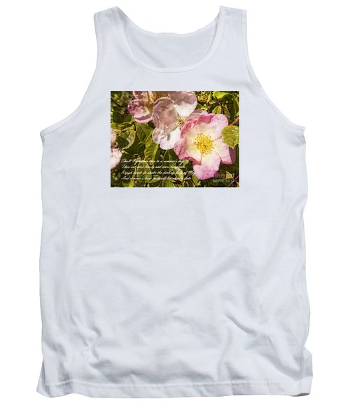 Summers Lease Tank Top