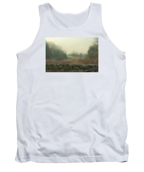 Sun Breaking Through Tank Top