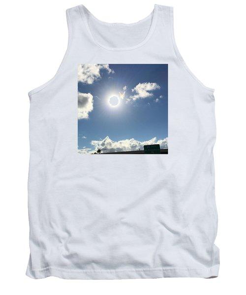 Sun Sky Angel Tank Top