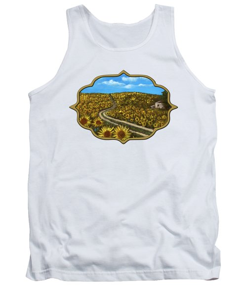 Sunflower Road Tank Top