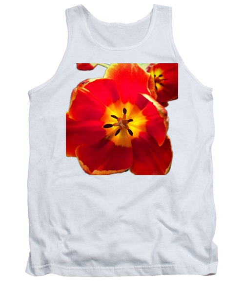 Sunkissed Tulips Tank Top
