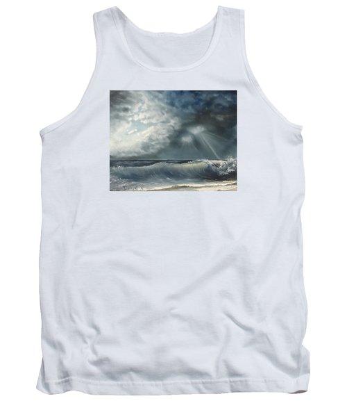Sunlit Sea Tank Top