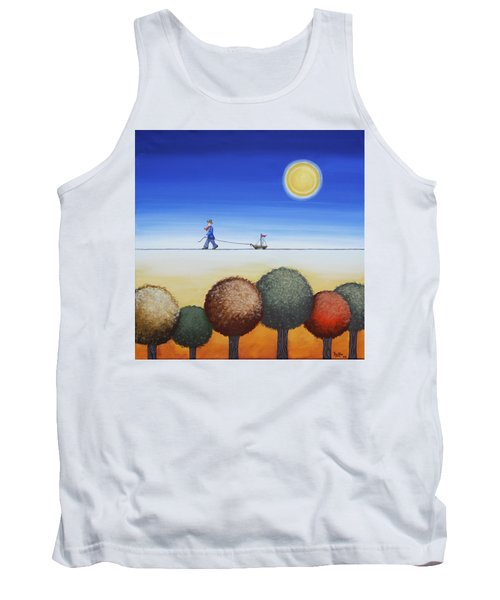 Sunny Afternoon Tank Top