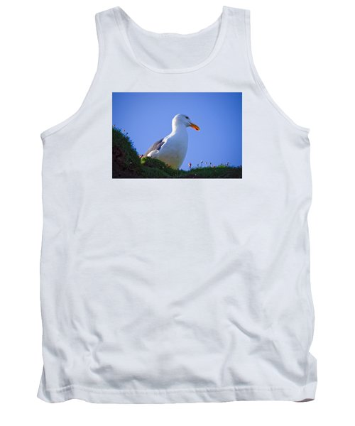Sunny Perch Tank Top by Adria Trail