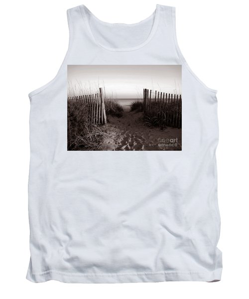Sunrise At Myrtle Beach Sc Tank Top