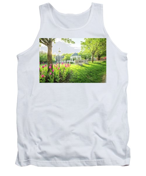 Sunrise At Rotary Park Tank Top