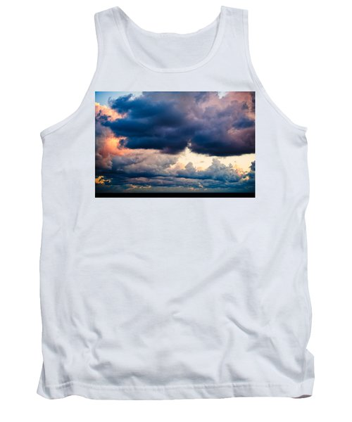 Sunrise On The Atlantic #11 Tank Top