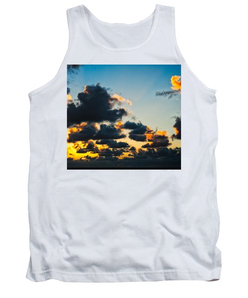 Sunrise On The Atlantic #14 Tank Top