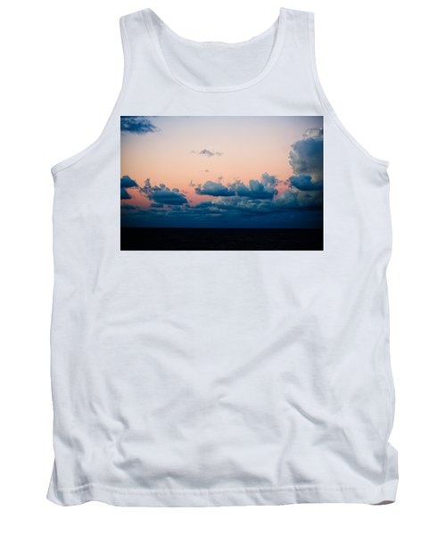 Sunrise On The Atlantic #2 Tank Top