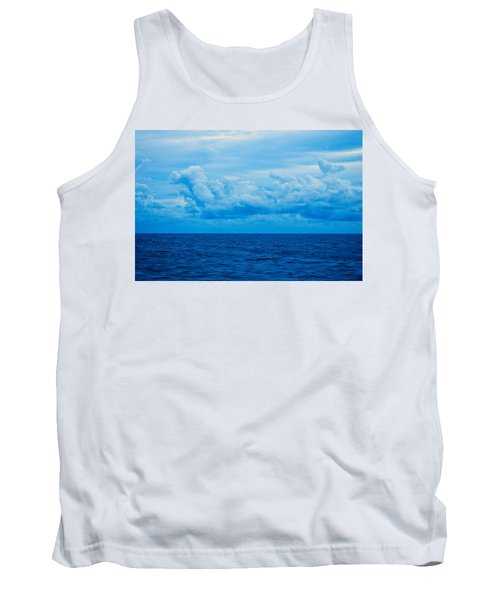 Sunrise On The Atlantic #27 Tank Top
